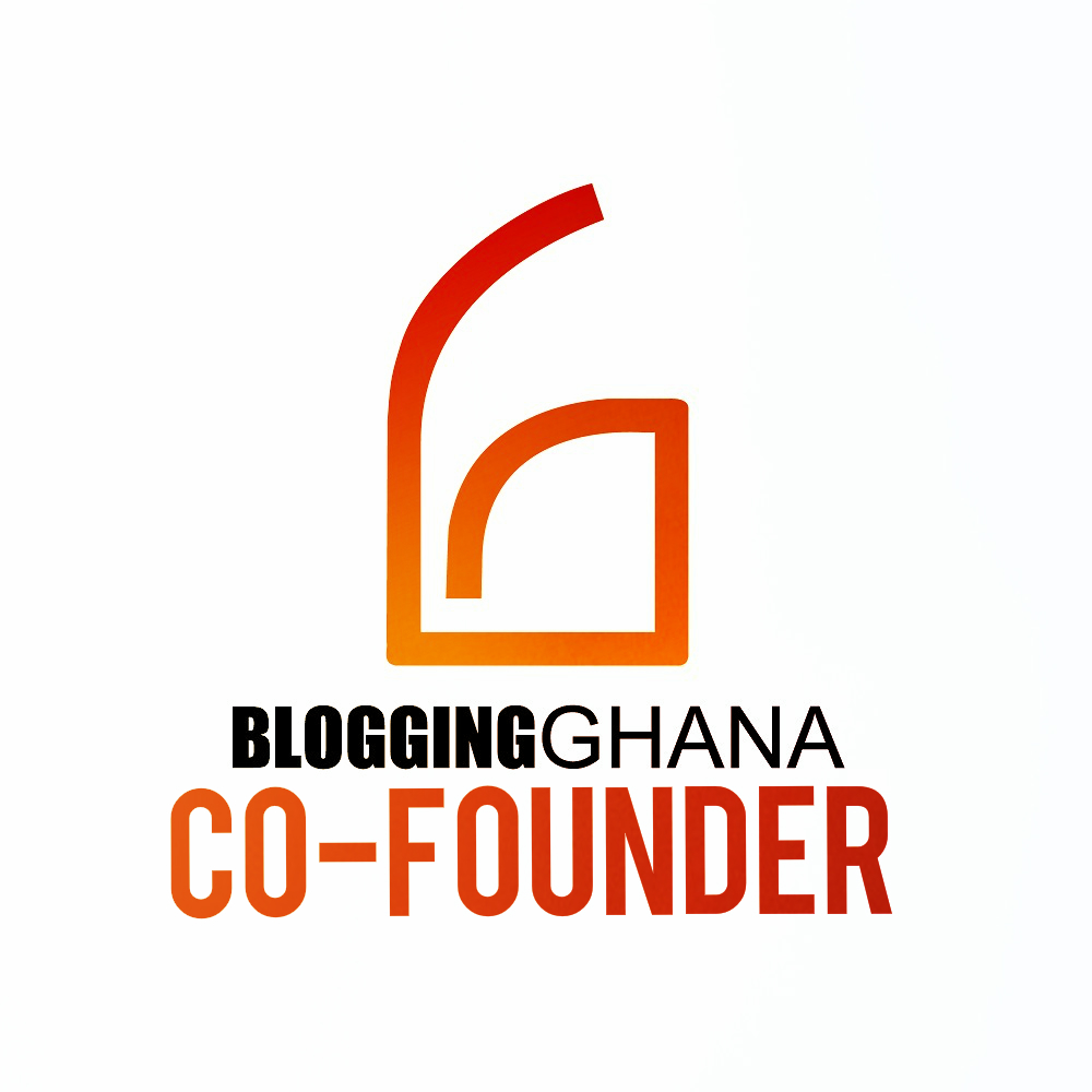BloggingGhana Logo