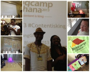 BlogCamp 13 collage